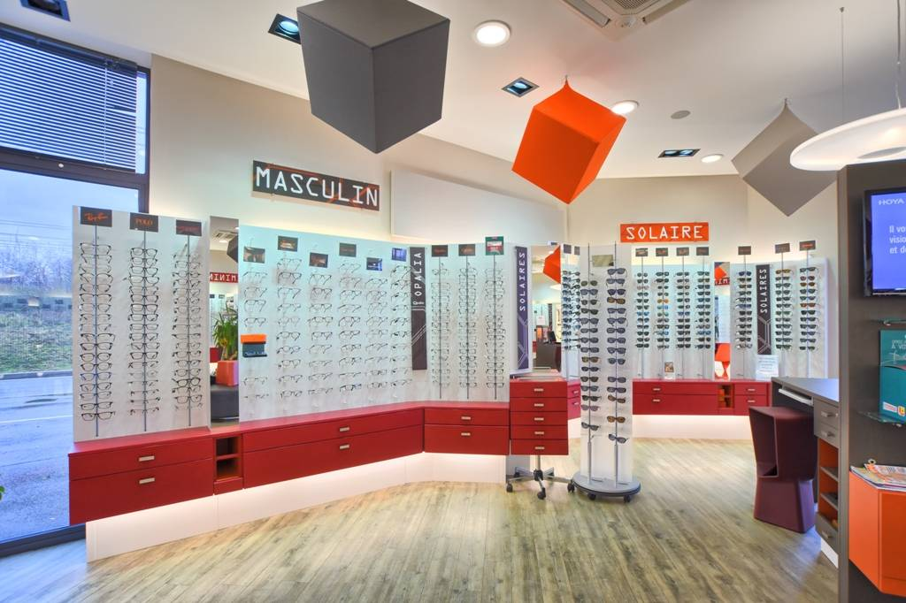 Centre optique - Vinzelles