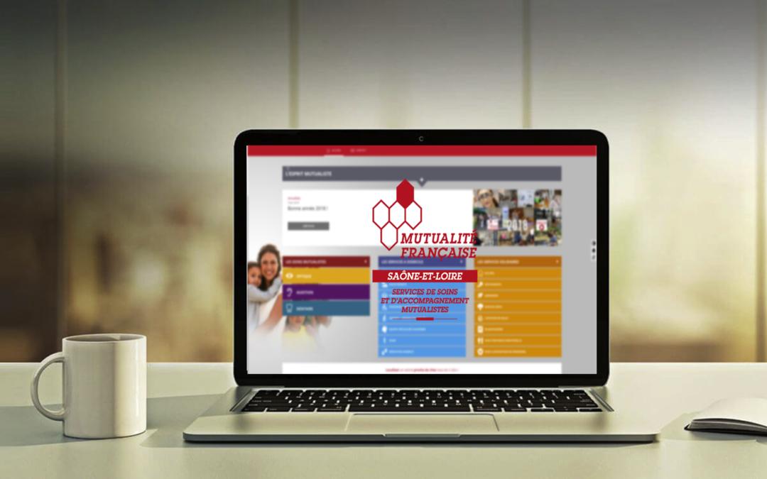 Nouveau site internet :  plus pratique, plus visuel et plus d'actualités
