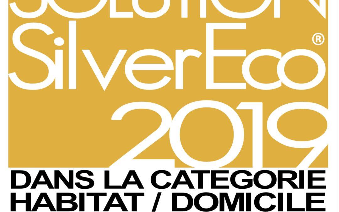 Nomination aux 11e Trophées de la SilverEco