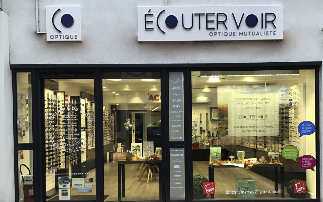Le magasin de Gueugnon devient Ecouter Voir