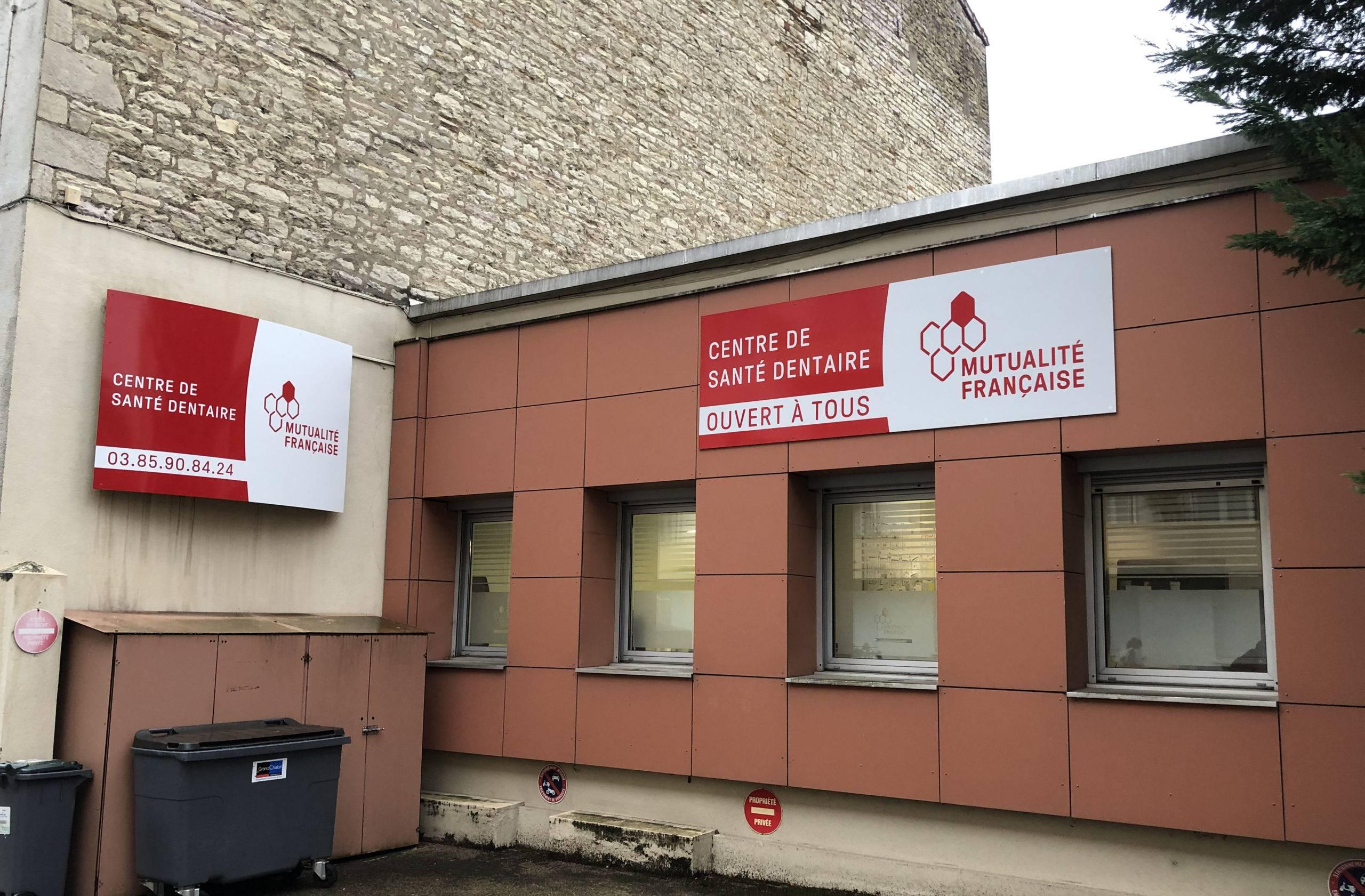 Mutualités Françaises - Centre Dentaire - Montceau-les-Mines