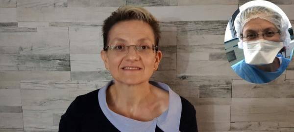 Portrait #15 : Christelle Rancier, accompagne les praticiens lors des consultations sentinelles et gère les stocks d'EPI pour la MFSL, en concertation avec la Direction Générale