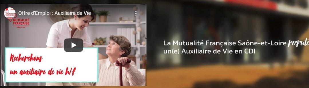 La Mutualité Française Saône-et-Loire recrute
