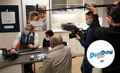1ère participation de la Mutualité Française Saône-et-Loire au DuoDay