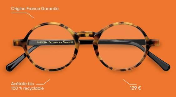 Découvrez les lunettes Juste OFG
