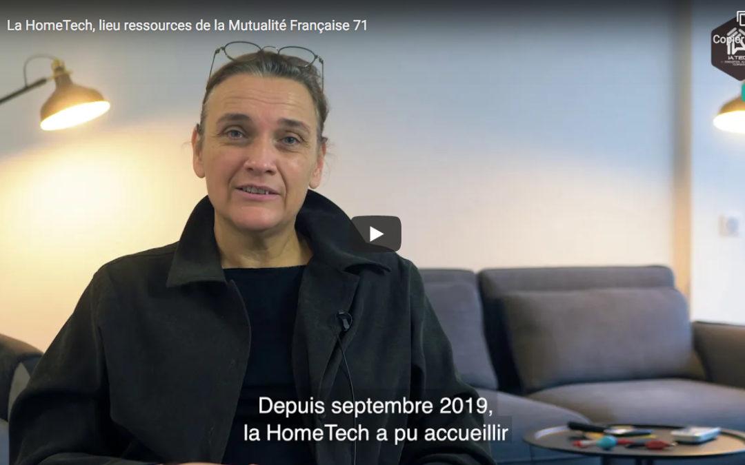 Une story vidéo sur la HomeTech