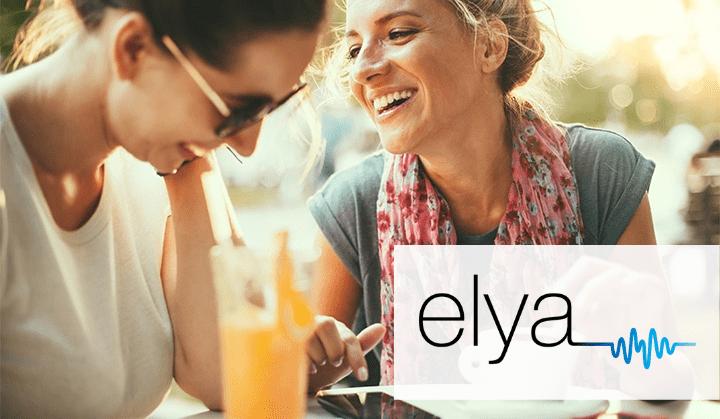 Elya, l'aide auditive dotée de l'intelligence artificielle