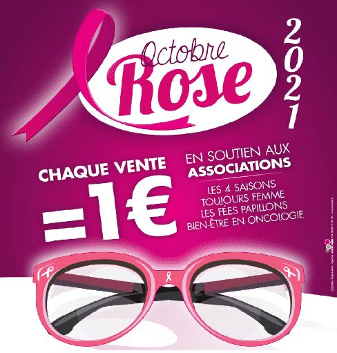 Les magasins Ecouter Voir soutiennent Octobre ROSE